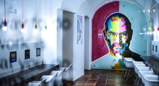 Steve Jobs - Creative Commons (Wikimedia)