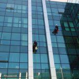 Nano impregnace oken, mytí výloh, výškové čištění fasád Praha 7