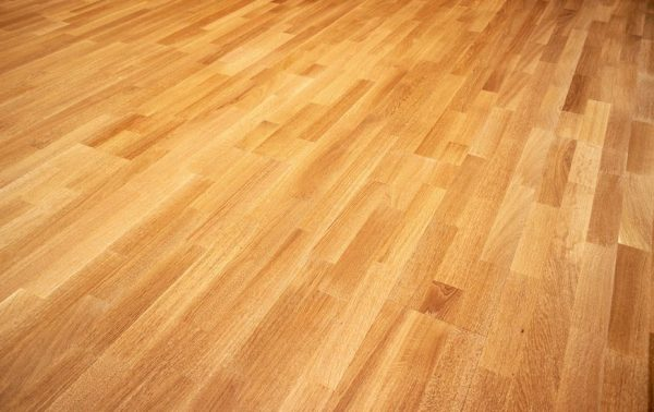 12934943 - new oak parquet of brown color