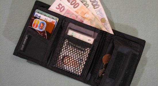 Peněženka - Creative Commons (Wikimedia.org)