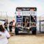 Když je potřeba pořádně umýt auto na Dakaru