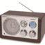 Šik retro rádio Orava RR-19A